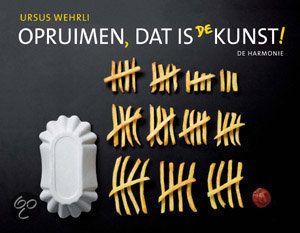 Ursus Wehrli - Opruimen, dat is de kunst! €14,90