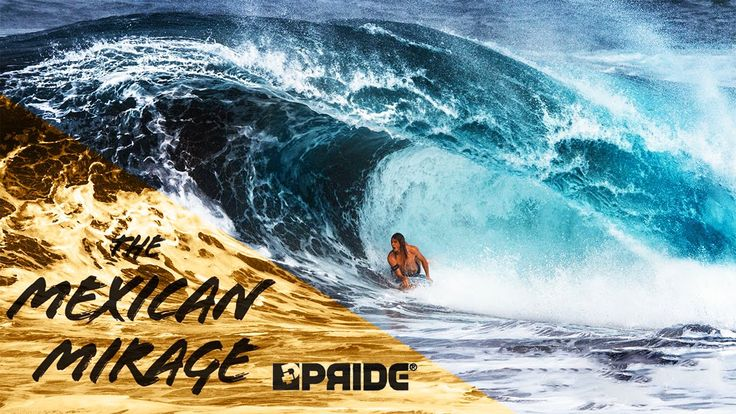 PRIDE BODYBOARDS | MEXICAN MIRAGE | PLC/Houston/Finnegan jared houston's cutbacks to reverse spins are incredible