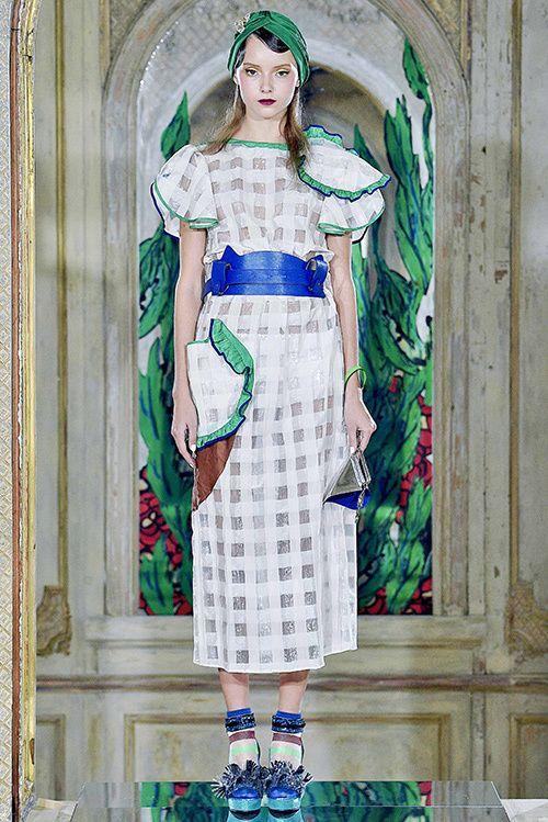 ツモリチサト(TSUMORI CHISATO)2017 SUMMERコレクション Gallery3