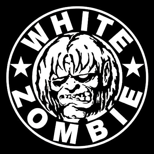 White_Zombie Logo... just the monster