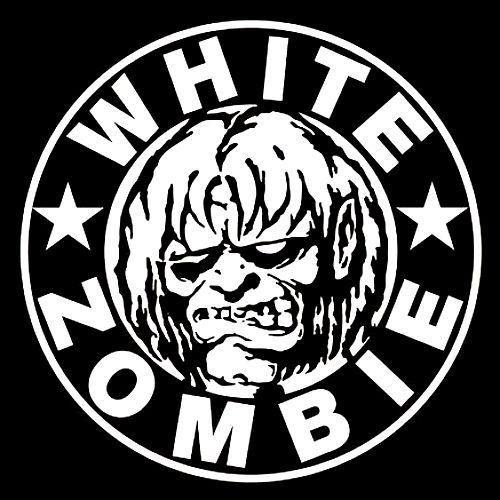 White Zombie White Zombie Rob Zombie Zombie Logo