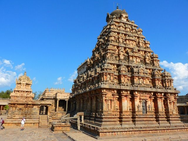 Darasuram, Tamil Nadu