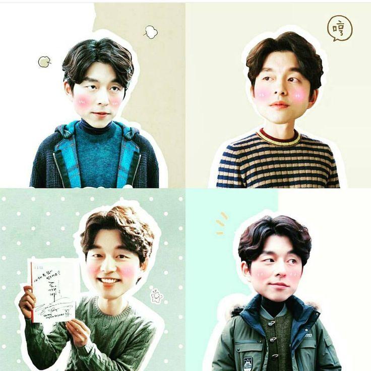 Lovely Gong Yoo Ahjusshi