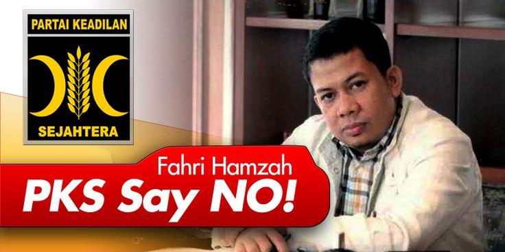Fahri Hamzah: PKS Tidak Mau Koalisi