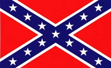 "Confederate Battle Flag (Confederate Field Artillery) This is probably the most well known of the Confederate flags. It was sometimes called the Southern Cross. It was carried into battle by Confederate troops and also used as a "" jack"" at sea from 1863 onward."