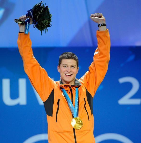 Sven Kramer, Netherlands Speed Skater, Sochi Olympics 2014