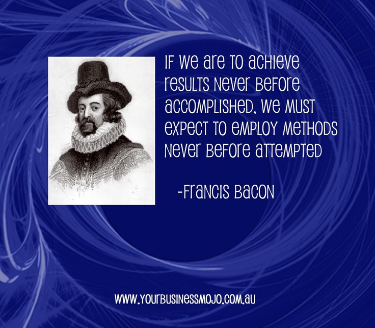 Francis Bacon Famous Quotes: 17 Best Images About Bacon, Francis On Pinterest