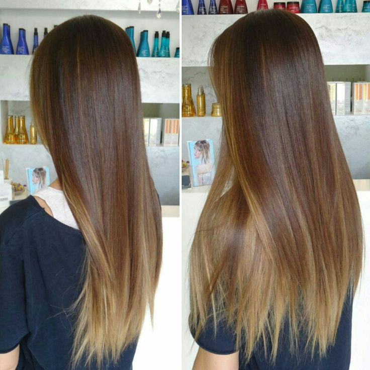 #centro #degradé #conseil #salon #hair #longcolorhair