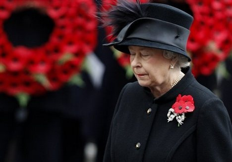 Gorgeous outfit for Remembrance day ceremony.