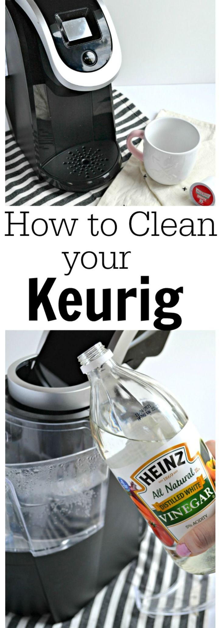 How to clean a keurig coffee maker the best way to clean