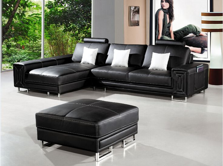 compare prices on leather sofa design online shoppingbuy low - Sectional Leather Sofas
