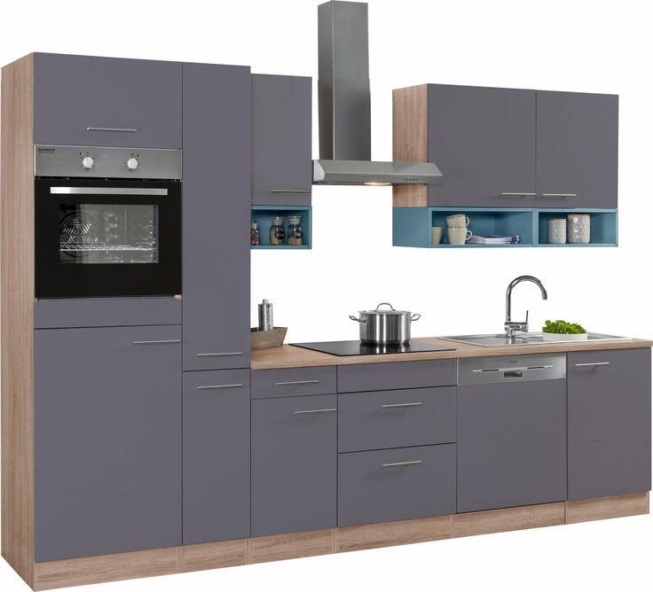OPTIFIT Küchenzeile ohne E-Geräte »Korfu« grau Jetzt bestellen - küchenzeile 160 cm