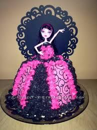 monster high birthday cakes - Google Search