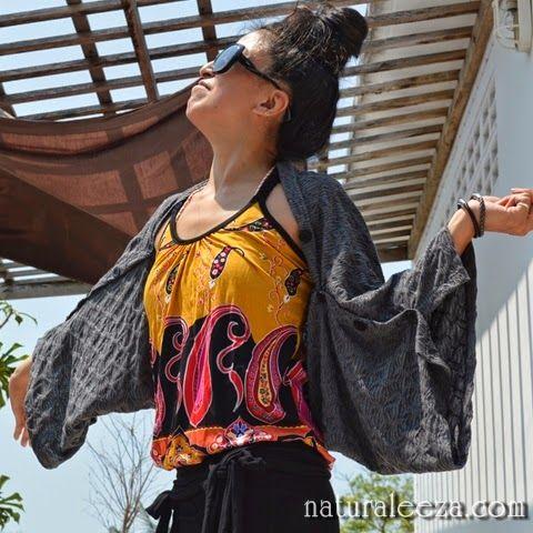 *naturaleeza web store* fashion phot blog: ◎PICK UP NRL◎軽い・カタチ色々★お楽しみウェア:) #blogger #fashion #ethnic #naturaleeza