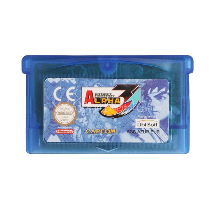 >> Click to Buy << Nintendo GBA Video Game Cartridge Console Card Street Fighter Alpha 3 EU English Language Version #Affiliate