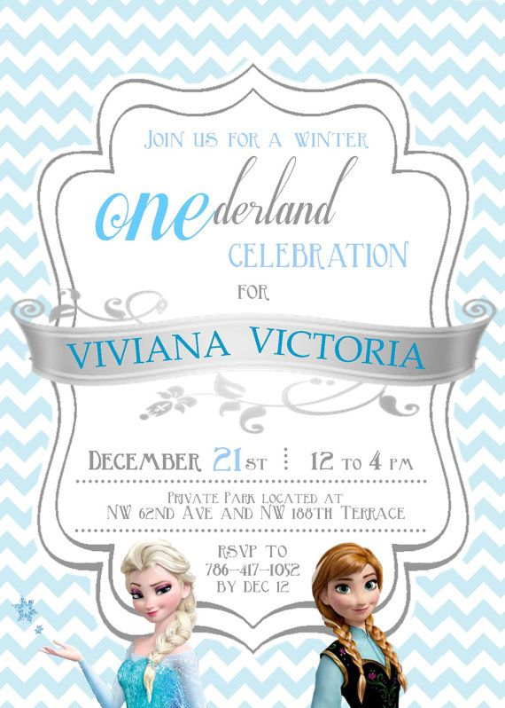 8 best victoria doodles images on pinterest doodle doodles and celebrate your childs frozen first birthday with this wonderfully icy invitation text is customizable for stopboris Image collections