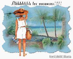 Gifs Vive les Vacances (12)