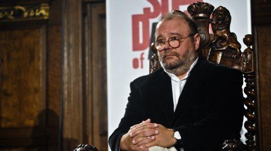 Paweł Huelle - gdański pisarz.