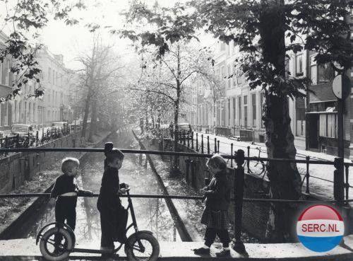 Nieuwe Gracht Utrecht (jaartal: 1950 tot 1960) - Foto's SERC