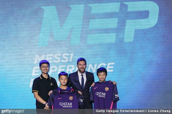 A group of Spanish and Chinese firms are set to take on Disneyland by creating an amusement park based entirely on the life and career of soccer superstar Lionel Messi