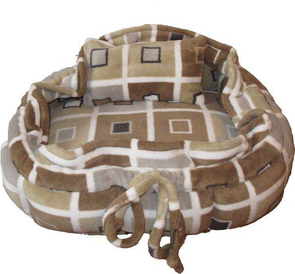 """Очаровательная и мягкая Лежанка из велсофта """"Плюш"""" Размеры: 41*36*18 см. В комплекте мягкая подушка. Цена: 1 200 руб. #Вигвам, #Гамак, #Зоотовары, #Лежанки, #матрас, #кошки, #собаки, #питер #zoo #cat #dog #piter #rus #mimimi #house #spb"""
