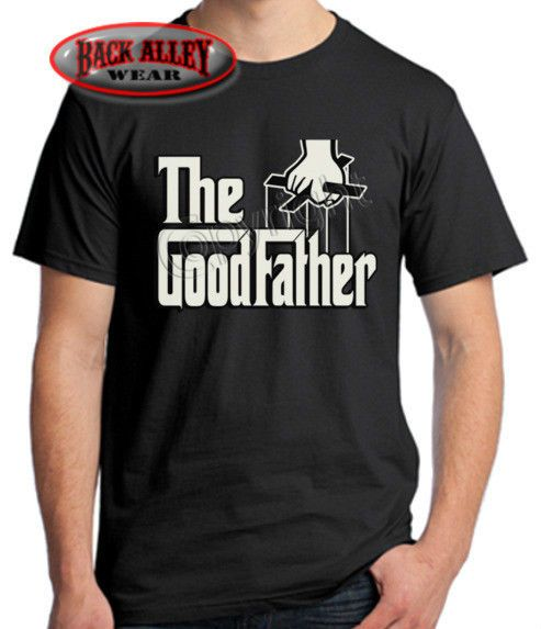 THE GOOD FATHER T-SHIRT Tee ~ DADD ~ Funny Father's Day Gift Dad #GildanHanes #GraphicTee
