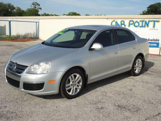 2007 Volkswagen Jetta, 98,560 miles, $9,990.