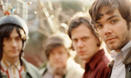 Neutral Milk Hotel and Bradford Cox interview 2011, The Guardian