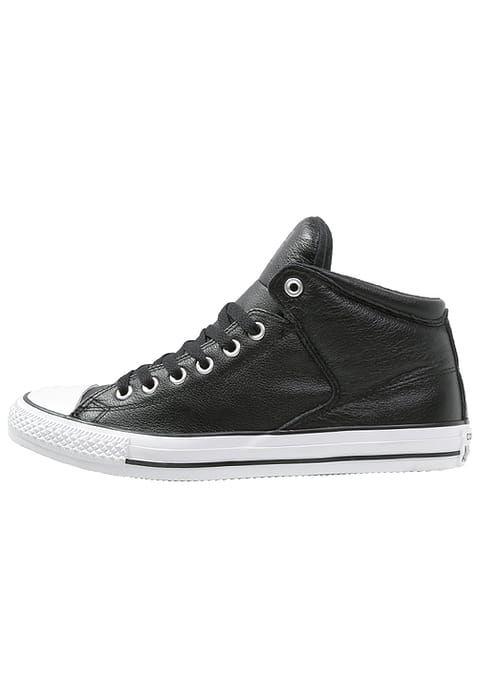 Converse CHUCK TAYLOR ALL STAR HIGH STREET - Sneakers alte - black/white a € 42,50 (20/01/17) Ordina senza spese di spedizione su Zalando.it