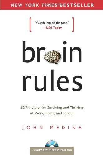 1. Brain Rules: 12 Principles for Surviving and Thriving at Work, Home, and School by John Medina, http://www.amazon.com/dp/0979777747/ref=cm_sw_r_pi_dp_bGZQpb0CX17VG.  Number one on the must read neuroscience list for it's easy to read and easy to apply ideas to maximise brain function as we go about our lives.