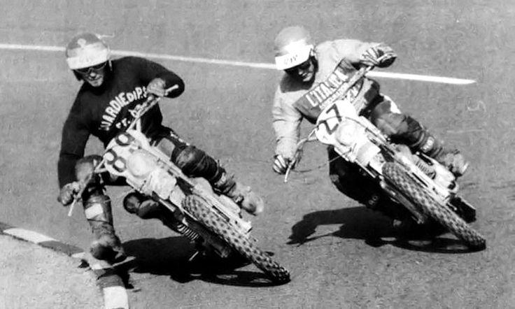 """Mauro Biemme Moto Cross e Regolarità d'Epoca (M.C.R.E) 3 uur ·   ISDT 1975 Isola di Man - ANDREINI E GRITTI """"MOTOGP"""" !!"""