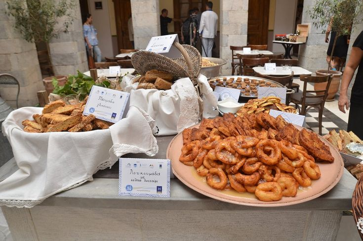 """Hotels on Amorgos and Syros will now include Greek products and dishes on their breakfast menus as the two Cycladic islands recently became the latest destinations to join the """"Greek Breakfast"""" program, an initiative of the Hellenic Chamber of Hotels."""