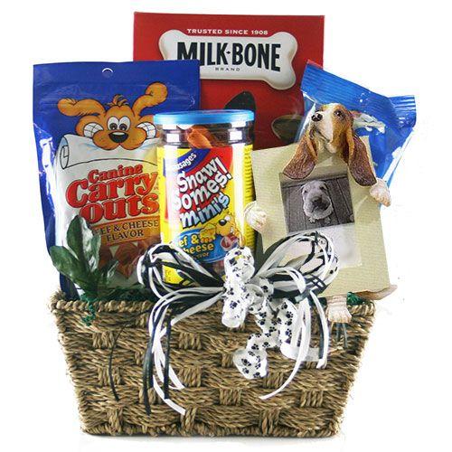 65 best Pet Gift Baskets, Hampers & Toys images on Pinterest | Dog ...