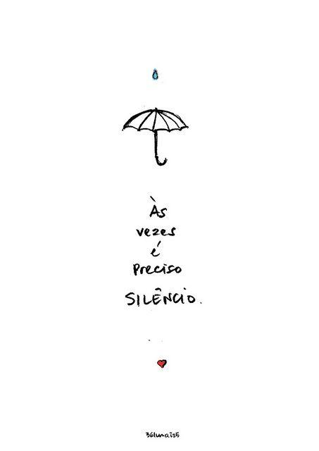 Silêncio.