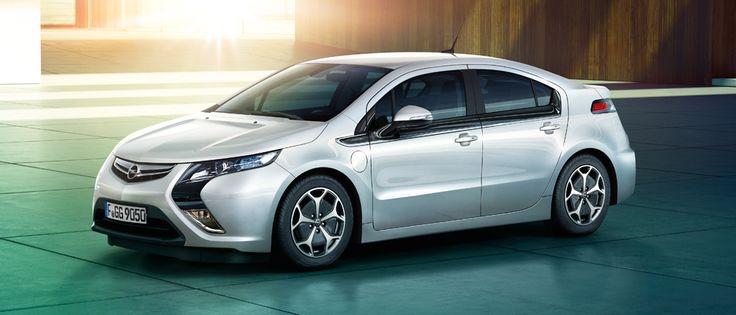Nuevo Opel Ampera, próximamente en Talleres Prizán