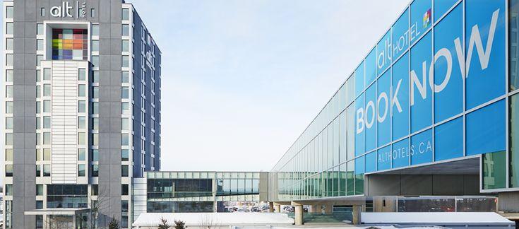 LEMAYMICHAUD | ALT | Halifax | Architecture | Design | Hospitality | Hotel | Signage | Logo | Outdoor | Building