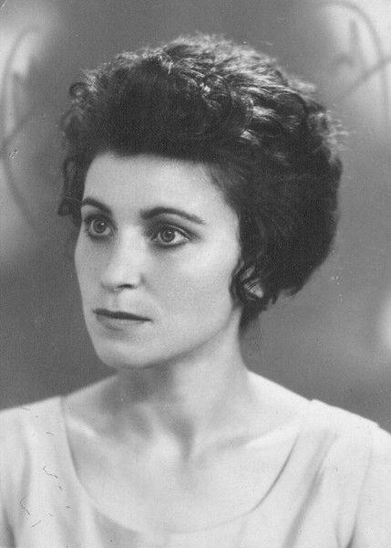 Gala Avkaeva (My Mother)