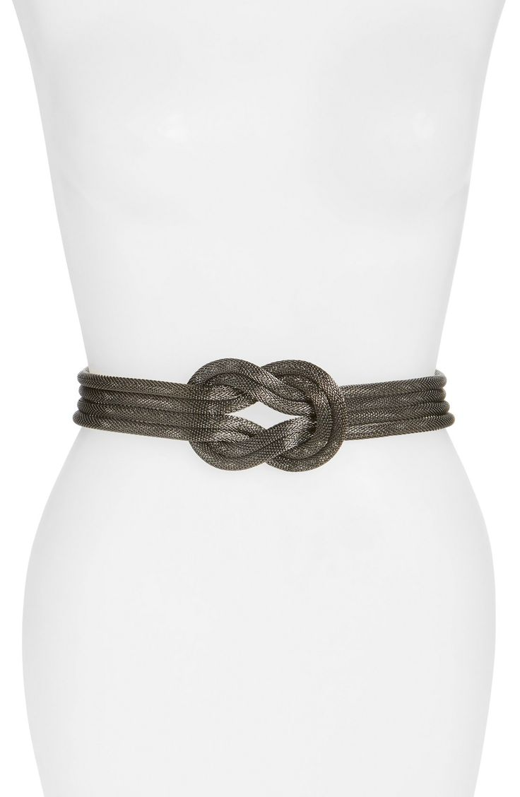 Raina 'Vanessa' Stretch Belt