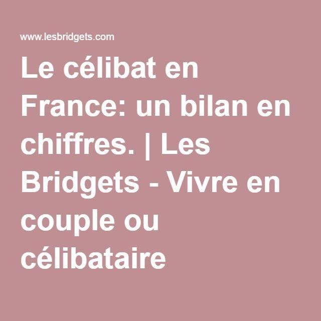 Le célibat en France: un bilan en chiffres. | Les Bridgets - Vivre en couple ou célibataire ?