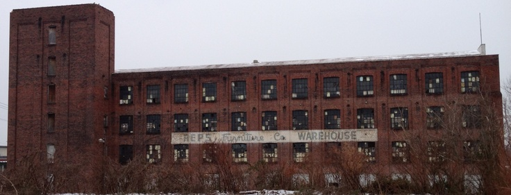 Abandoned Factory In Parkersburg Wv Would Make Incredible Condos