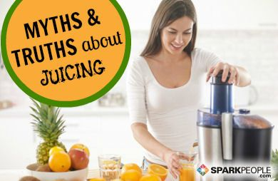 Is #Juicing Really Good for You? Here's what you need to know to decide whether this popular health & weight-loss trend is right for you. | via @SparkPeople