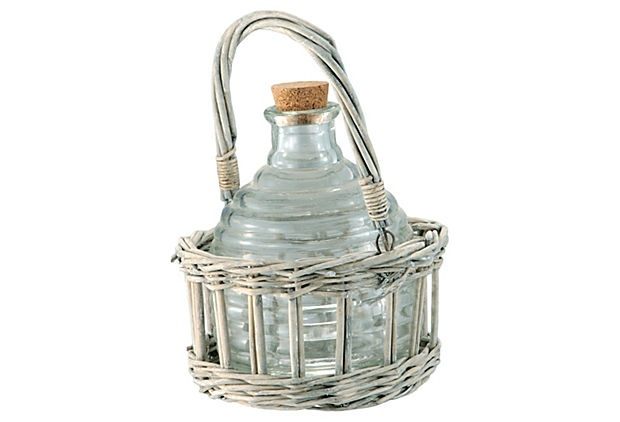 Willow & Glass Bee Catcher Duo on OneKingsLane.com for wasps,not bees!