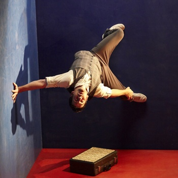 Leo - Winner John Chattaway Innovation Award #ADLfringe 2013 #theatre