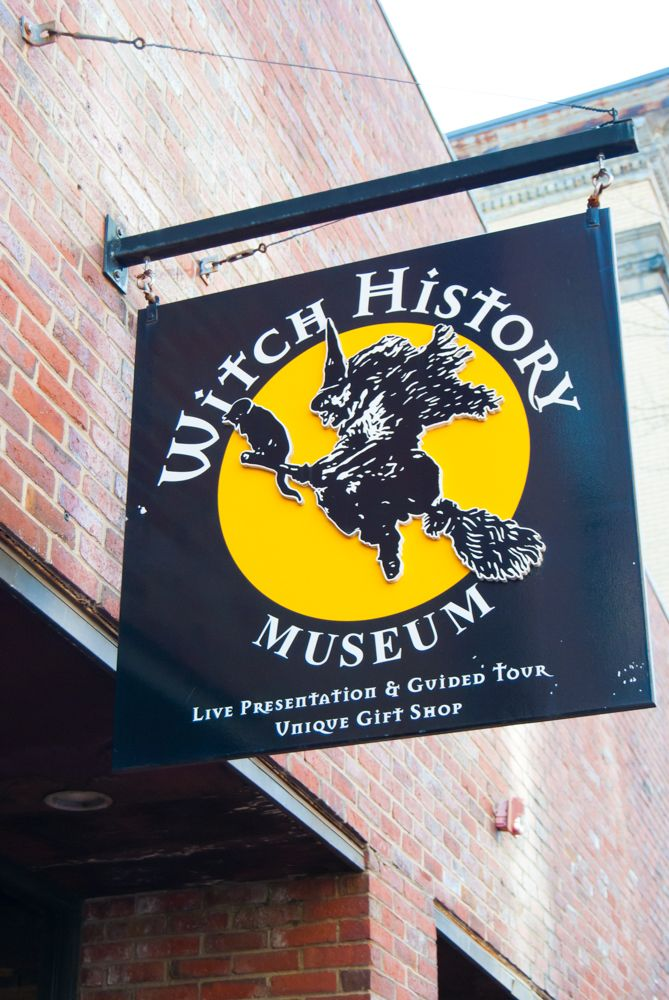 Visiting Salem In October Boston Things To Do Witchcraft