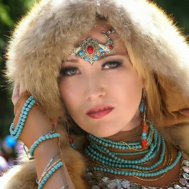 ✿ ❤ Başkirler - Başkortostan - Башкортостан - Türk Asya - Asian Turkish, Тюрки России