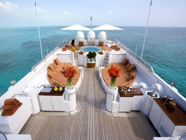 Caribbean Charter Yacht BAD GIRL