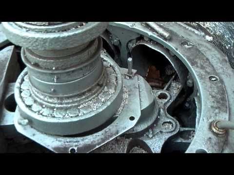 Памятник - Авиационнонный двигатель в Жуковском