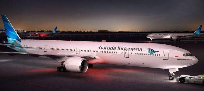 Garuda Indonesia Group Raih Berbagai Kerja Sama Strategis Dan Potensi Bisnis Selama Singapore Air Show 2016