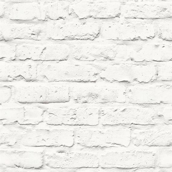 Brique De Faux Contemporain Industriel Chic Brique Mur Papier Etsy Fausse Brique Mur Brique Brique