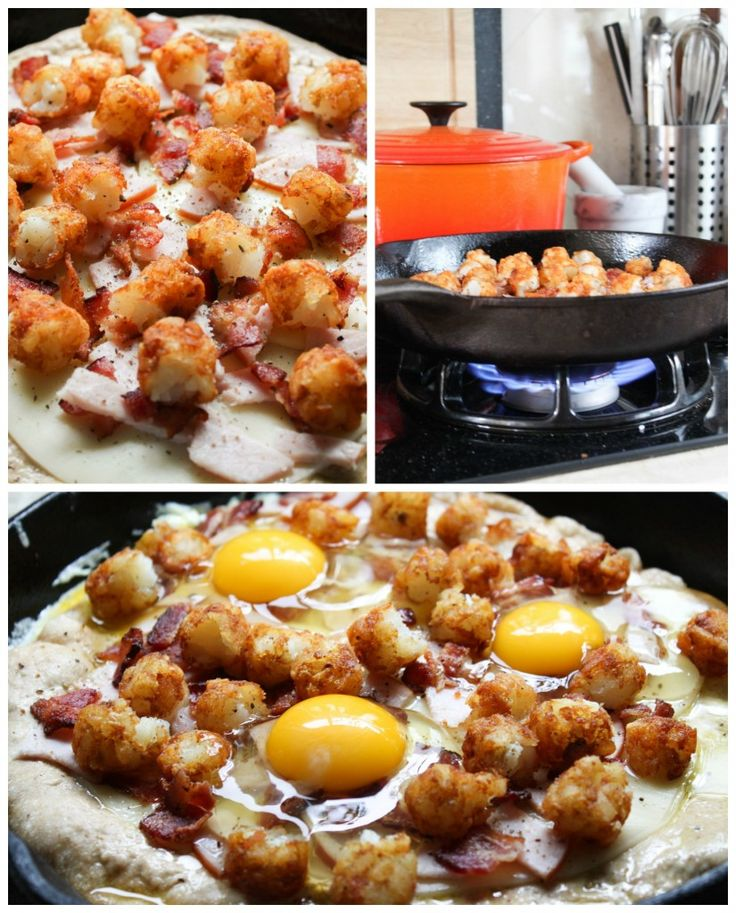 Breakfast pizza | Pancakes & Breakfast